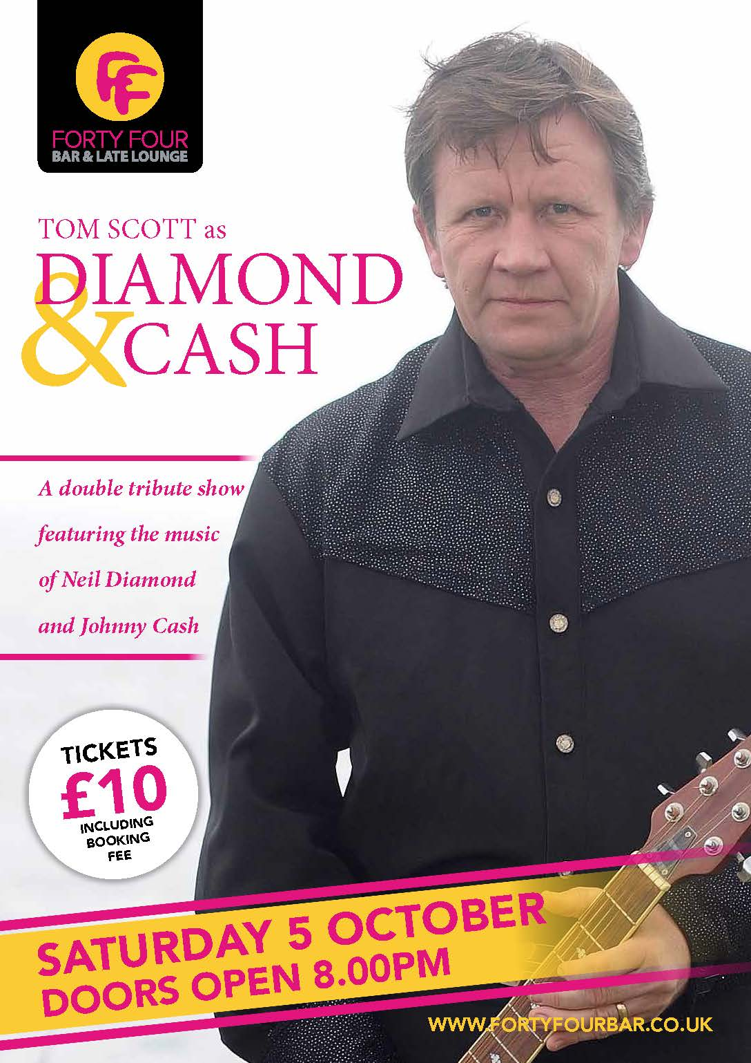 Diamond & Cash tribute act
