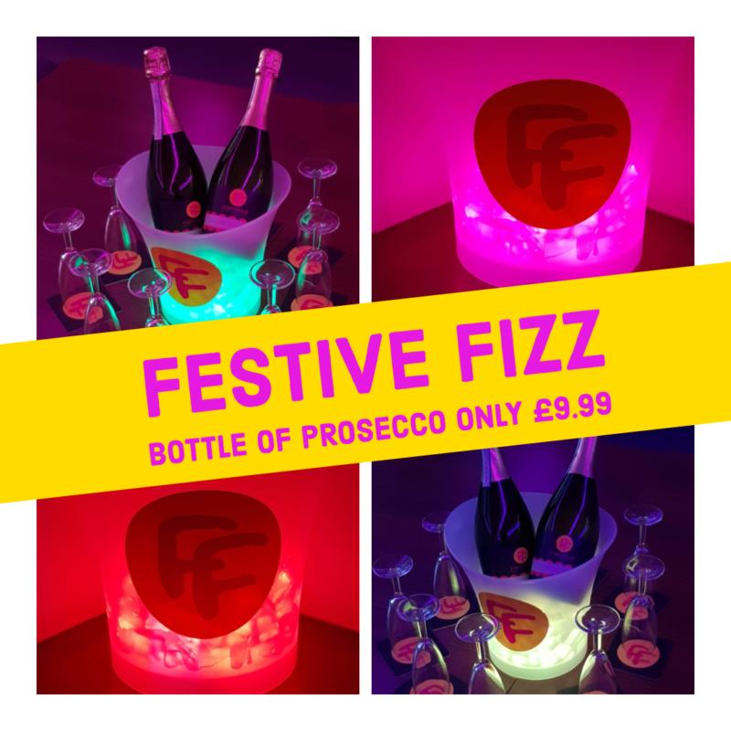 Festive Fizz Promo